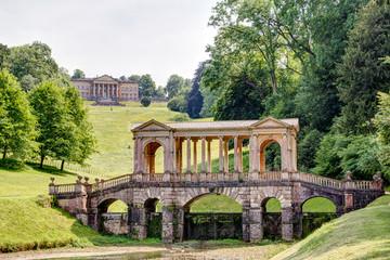 Prior Park Landscape Garden Bridge