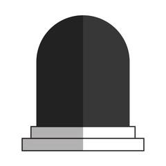 emergency strobe light icon