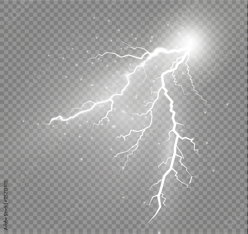 Vector Sparksvector Electrical And Staron A Transparent Background Stock Image Royalty Free Files On Fotolia