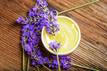 lavender herbal ointment