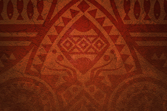 African Tribe Background