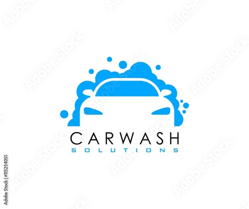 "car wash logo"" stock image and royalty-free vector files on"