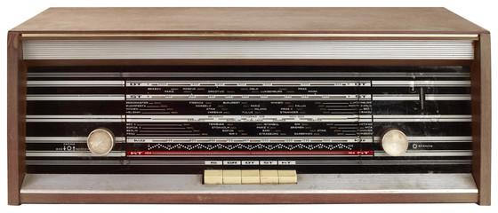 Radio Tuner Cutout