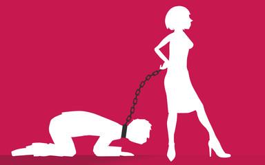 Weibliche Dominanz