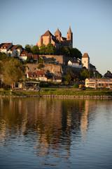 Poster Channel Rhein bei Breisach