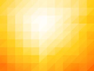 geometric yellow orange pattern