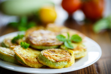 zucchini fried in batter