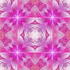 Fabulous seamless background in mosaic style. You can use it for