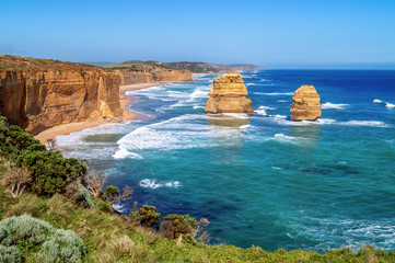Foto op Canvas Australië 12 Apostels, Great Ocean Road, Australia