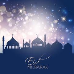 Background for Eid Mubarak
