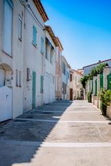Dans les rue des Saintes-Maries-de-la-Mer
