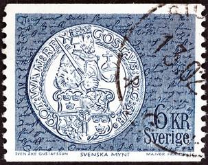 Gustav Vasa's dollar (Sweden 1972)