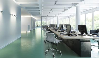 Büroeinrichtung 01 (Vision)