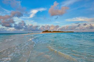 seaview on the island