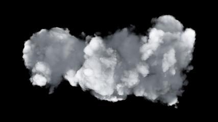 cumulus cloud texture render