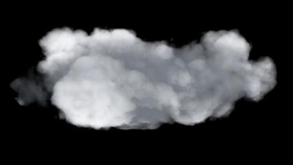 fuzzy cloud texture render