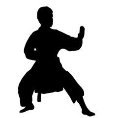 Karate. Sport.