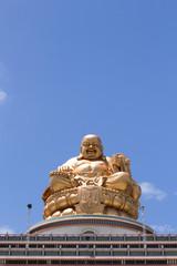 Buddha at Chinese temple