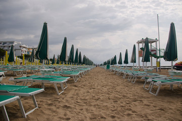 Spiaggia di Jesolo (Venezia)