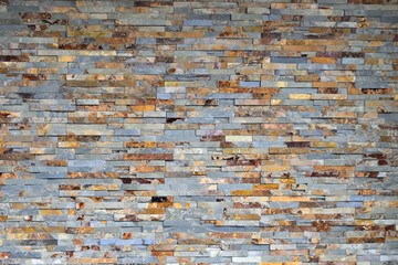 Old brick wall background exterior
