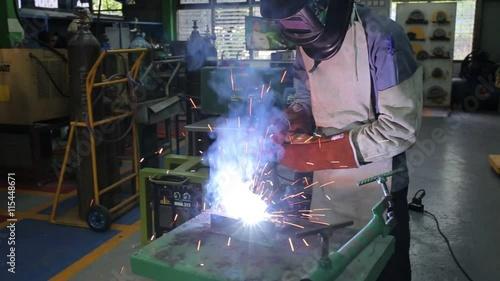 metal inert gas welding