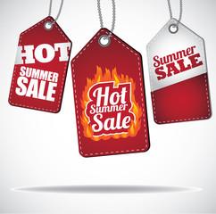 Summer sale design. EPS 10 vector.