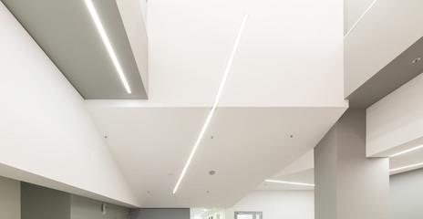 Modern office ceiling