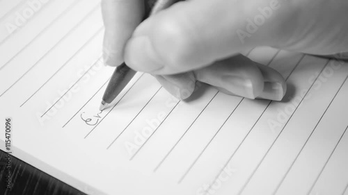 Love letter writing slow motion 1080p hd footage miss you so much love letter writing slow motion 1080p hd footage miss you so much text writing with pen slow mo 1920x1080 fullhd video stock footage and royalty free altavistaventures Gallery