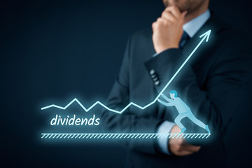 Dividends increase