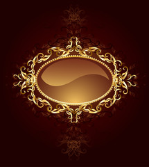 Oval Jewelry Banner