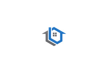 house realty business vector logo