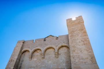 Église fortifiée Notre-Dame-de-la-Mer aux Saintes Maries-de-le-Mer