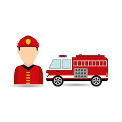 firefighter job icon