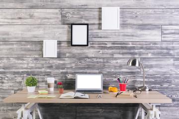 Modern designer desk