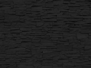 Black Stones Texture