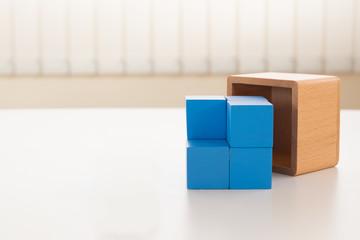 puzzel block