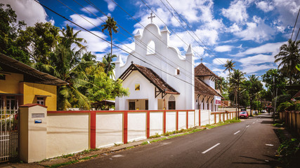 St. George Marthoma Church in Kochi, India
