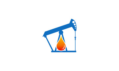 Oil industry logo