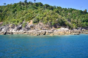 Andaman Sea , Satun , Thailand