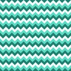 Marine chevron zig zag seamless pattern