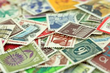 Briefmarken, sammeln, Stamps