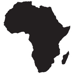 Africa Continent Icon