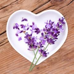 Homöopathie und Kochen mit Heilkräutern, Lavendel
