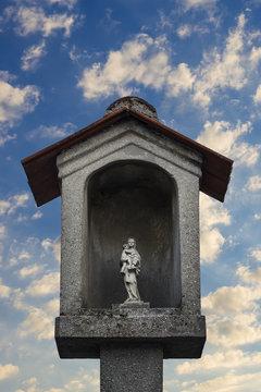Mother teresa small statue