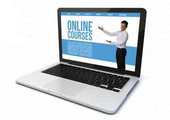 laptop online courses
