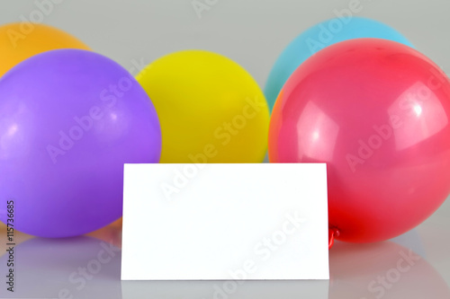 Empty Birthday Card Stock Photo And Royalty Free Images On Fotolia