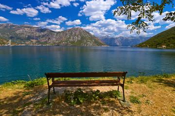Boka Kotor bay - Montenegro