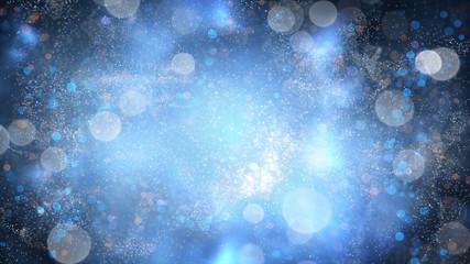 Fairy dust magic background Fotoväggar