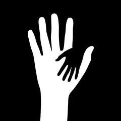 Helfende Hände Icon