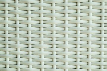Wood rattan pattern texture weave knit